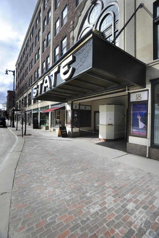 A reopening of the 1,500-seat State Theater would put Portland back on the map for touring performers who want to appear in an informal mid-sized venue.