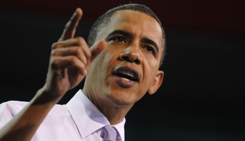 U.S. President Barack Obama speaks about health care reform at the University of Iowa in Iowa City, Iowa, Thursday. He will travel to Portland, Maine, and Boston on April 1.