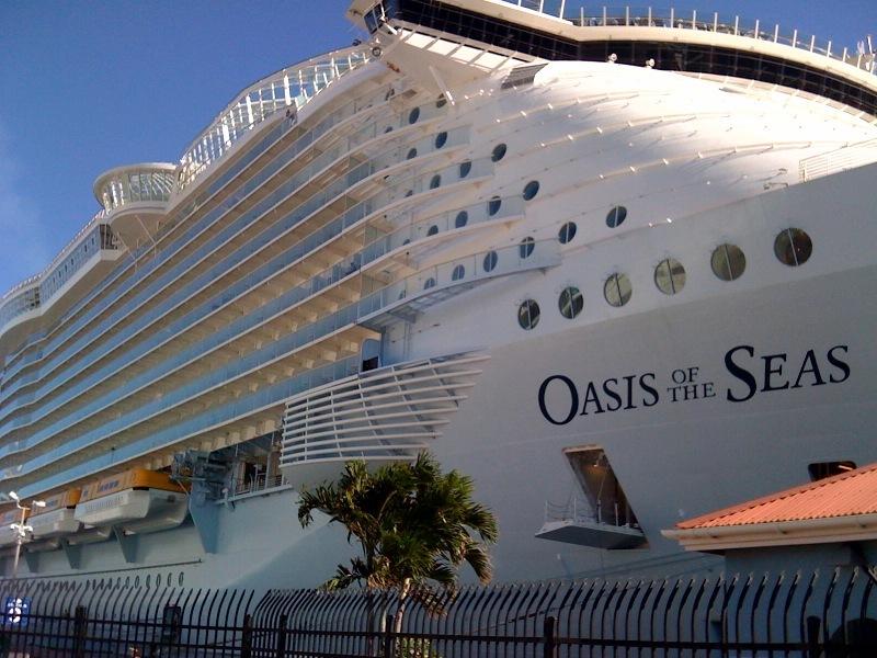 Royal Caribbean Oasis of the Seas Ice Rink Photos  Cruise