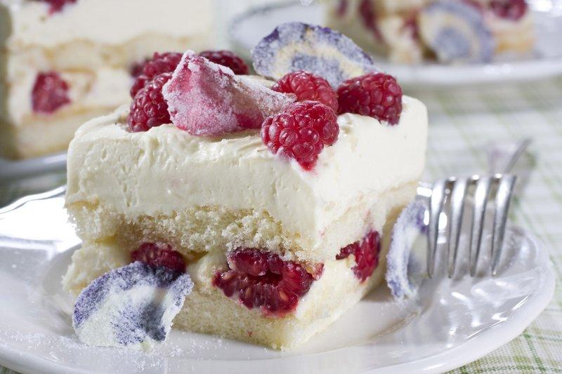 A new spin on the classic layered Italian dessert, tiramisu.