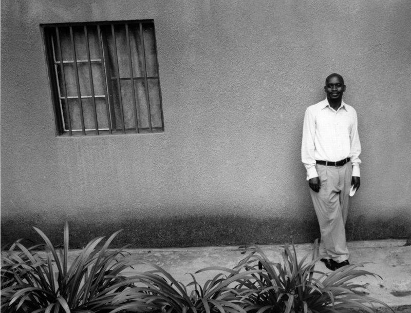 Emma Scott's photograph of the Tubeho community in Kigali, Rwanda