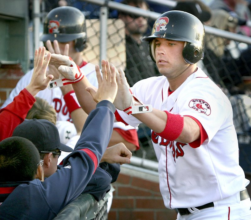 2009 Press Herald file Bubba Bell, who was promoted from Portland to Triple A Pawtucket in 2009, has adapted to the strain of life one step below the majors and won a spot in the Triple-A All-Star Game.