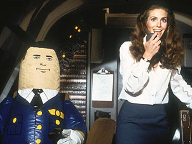 "Julie Hagerty in ""Airplane!"""