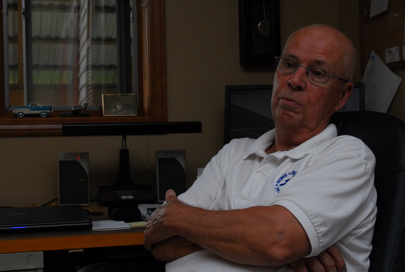 Retired Madawaska High School guidance counselor Roger Martin knew Dechaine as a student.