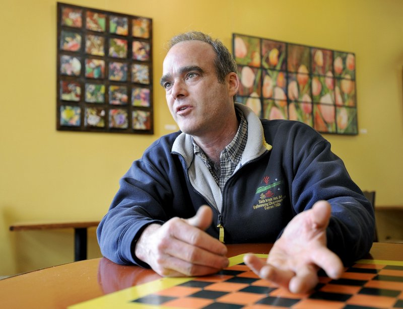 Bill Milliken, co-owner of Maine Beer and Beverage Corp., hopes President Obama gets a chance to sit back in Bar Harbor and, finally, sample some Maine brew.