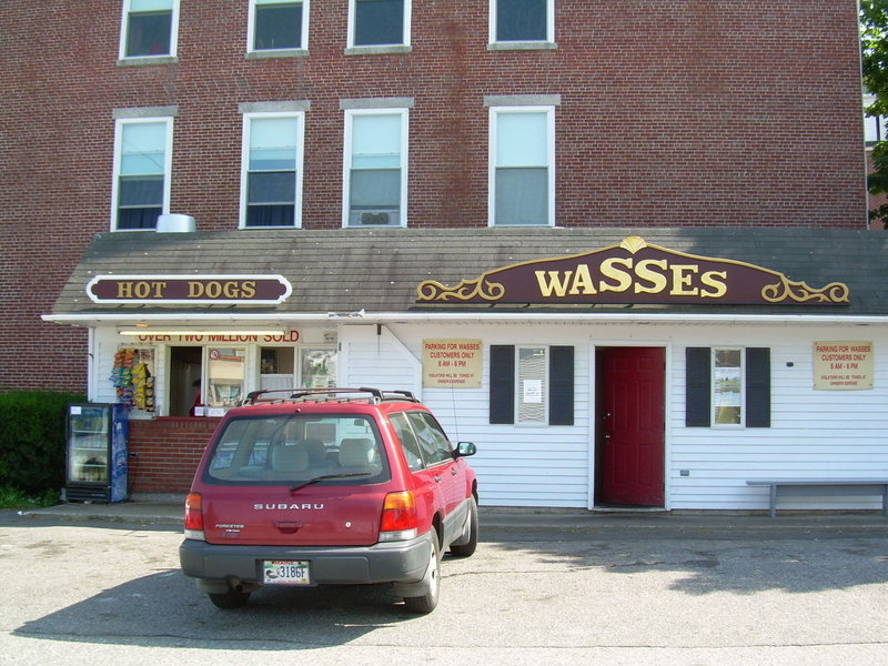 Wasses in Rockland.