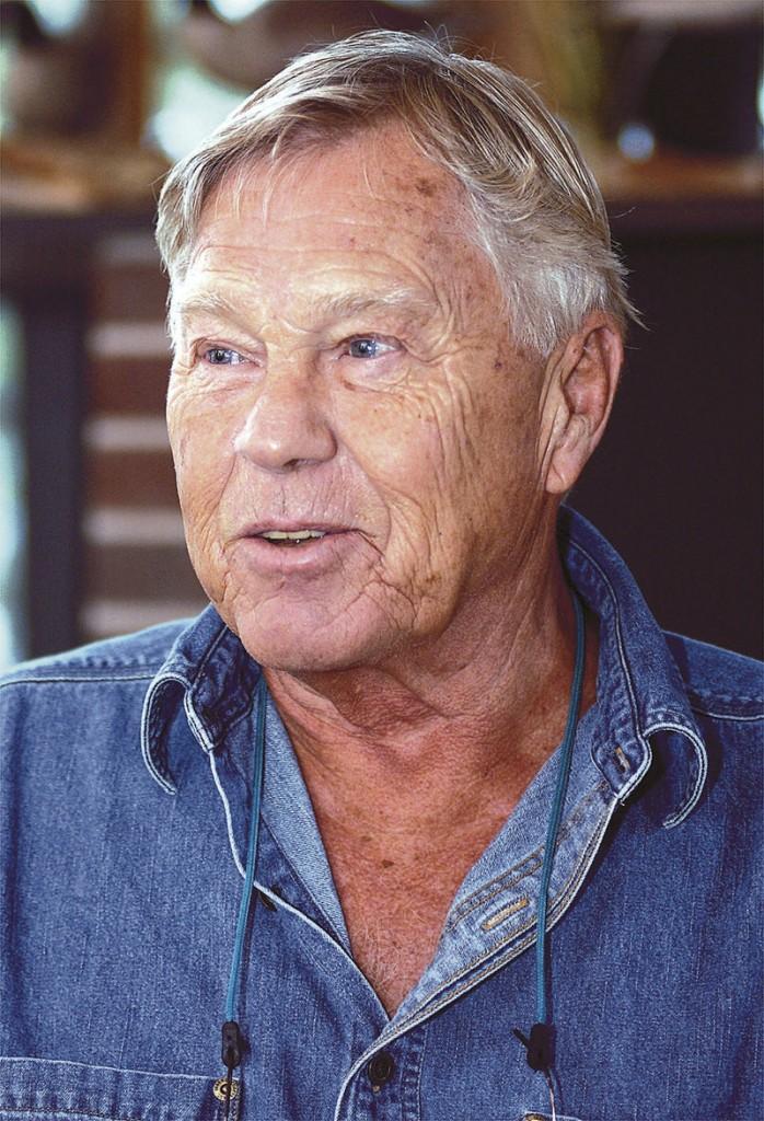 Dodge Morgan 1931-2010