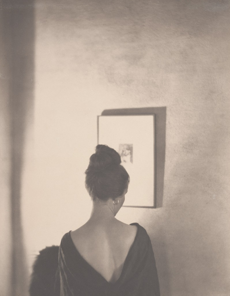 """""""Judith,"""" by Margrethe Mather, 1920, from """"Group f/64"""" at the Portland Museum of Art"""