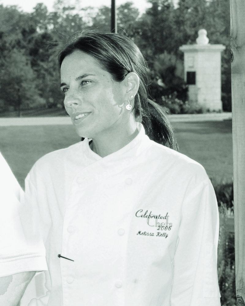 Chef Melissa Kelly