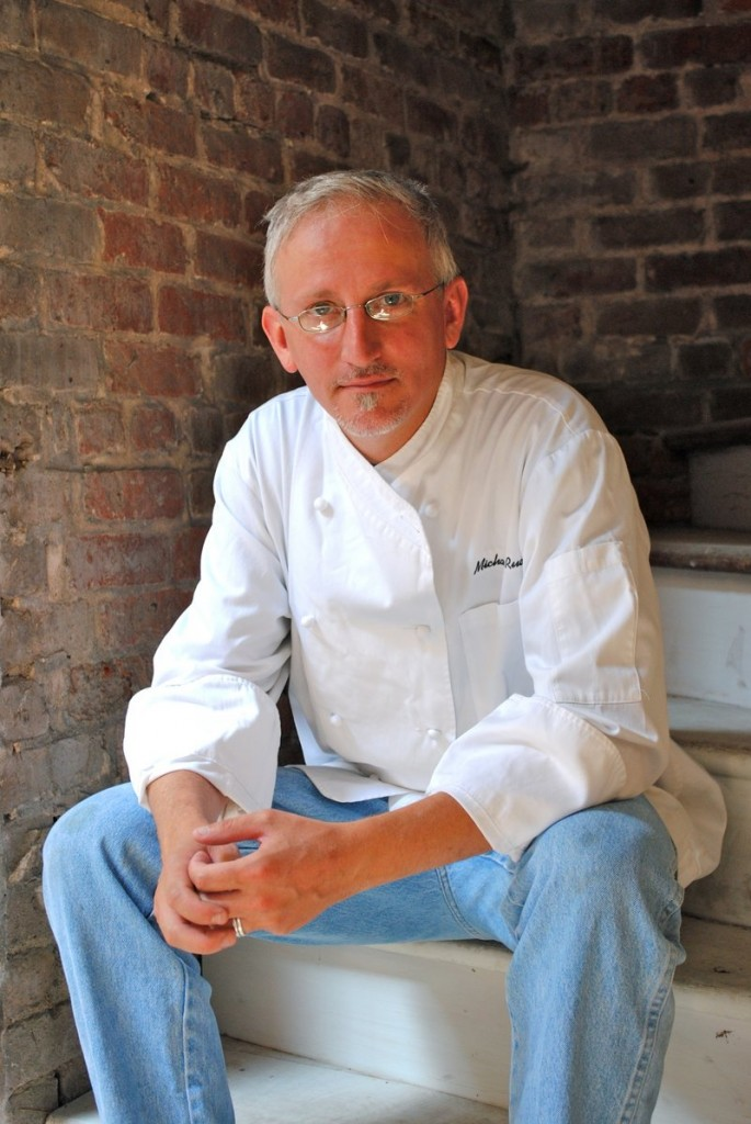 Michael Ruoss will prepare his seafood gumbo for the Ultimate Seafood Splash.