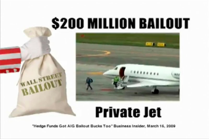 The ad plays on news that Chellie Pingree travels on a private plane.
