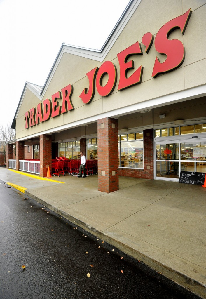 Trader Joe's, formerly the site of Wild Oats, will compete with a nearby Whole Foods.