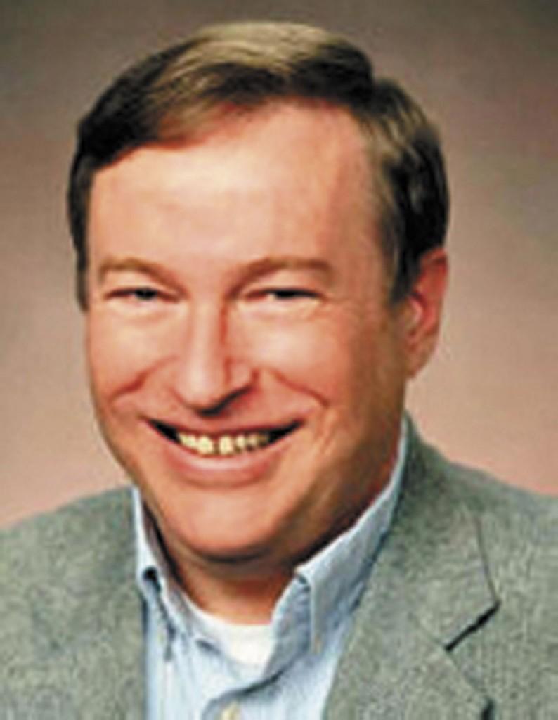 Sen. Kevin Raye, Senate president