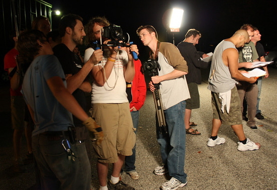 On the set of