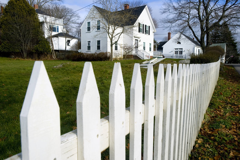 North Haven is a tight-knit community of 350 year-round residents.