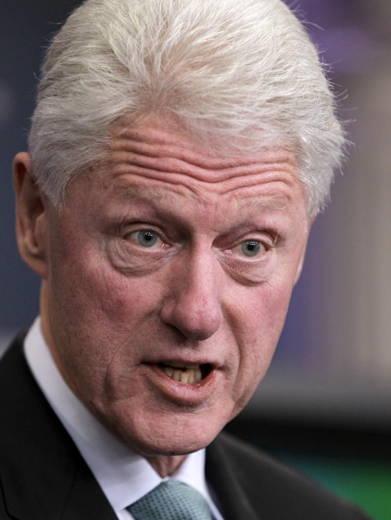 """When he was president, Bill Clinton said, """"The era of big government is over."""" A reader says it's about time."""