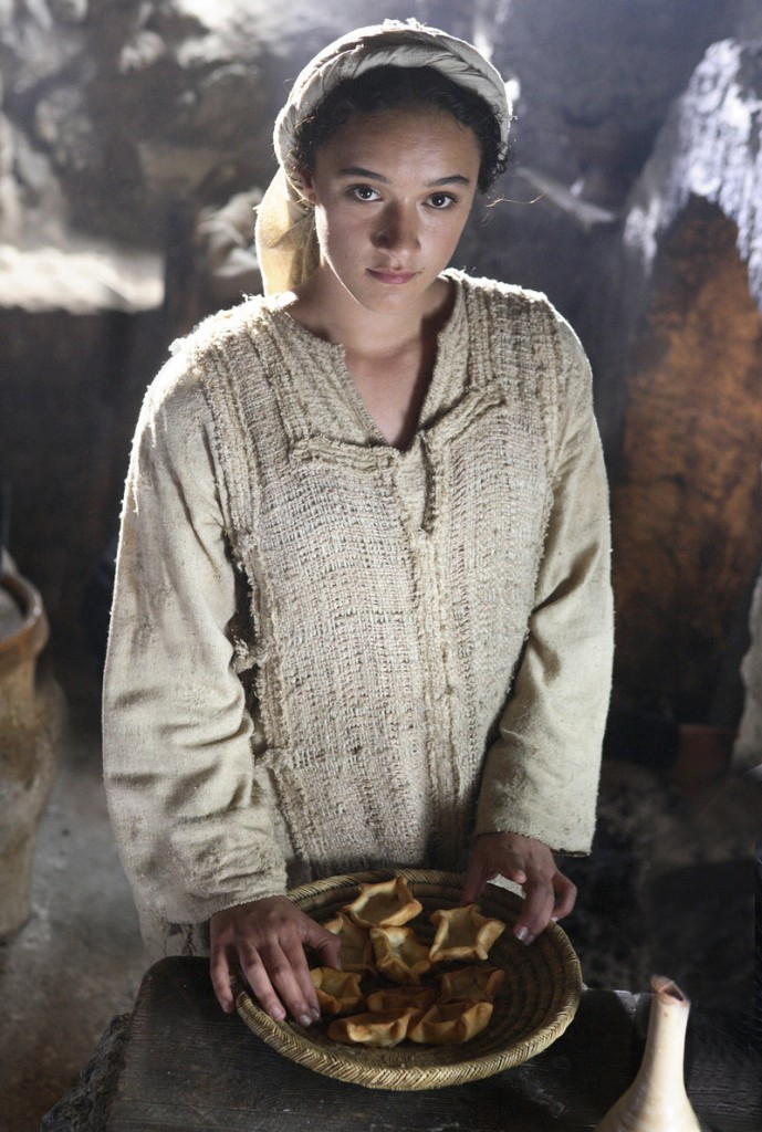 """Mary of Nazareth was portrayed by Keisha Castle-Hughes in the 2006 film, """"The Nativity Story."""""""