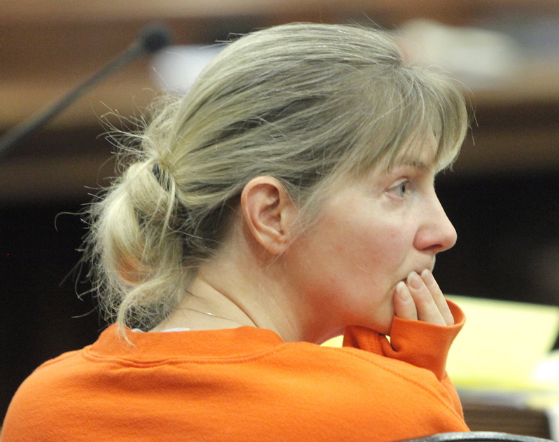 Linda Dolloff was sentenced to 16 years in prison for trying to kill her husband in their Standish home in 2009.