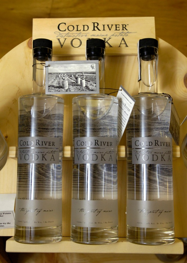 """""""People always say they want smooth vodka, and Cold River is the definition of that,"""" said Paul Pacult, a professional spirits taster."""