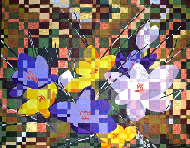 """""""First of Spring"""" by Audrey Arguin of Sanford."""