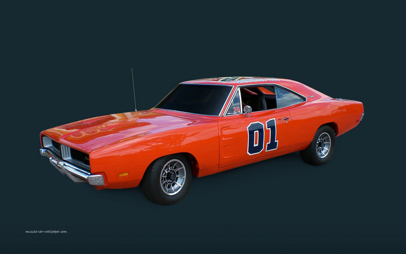 """The 1969 Charger was the real star of the """"Dukes of Hazard"""" TV show."""
