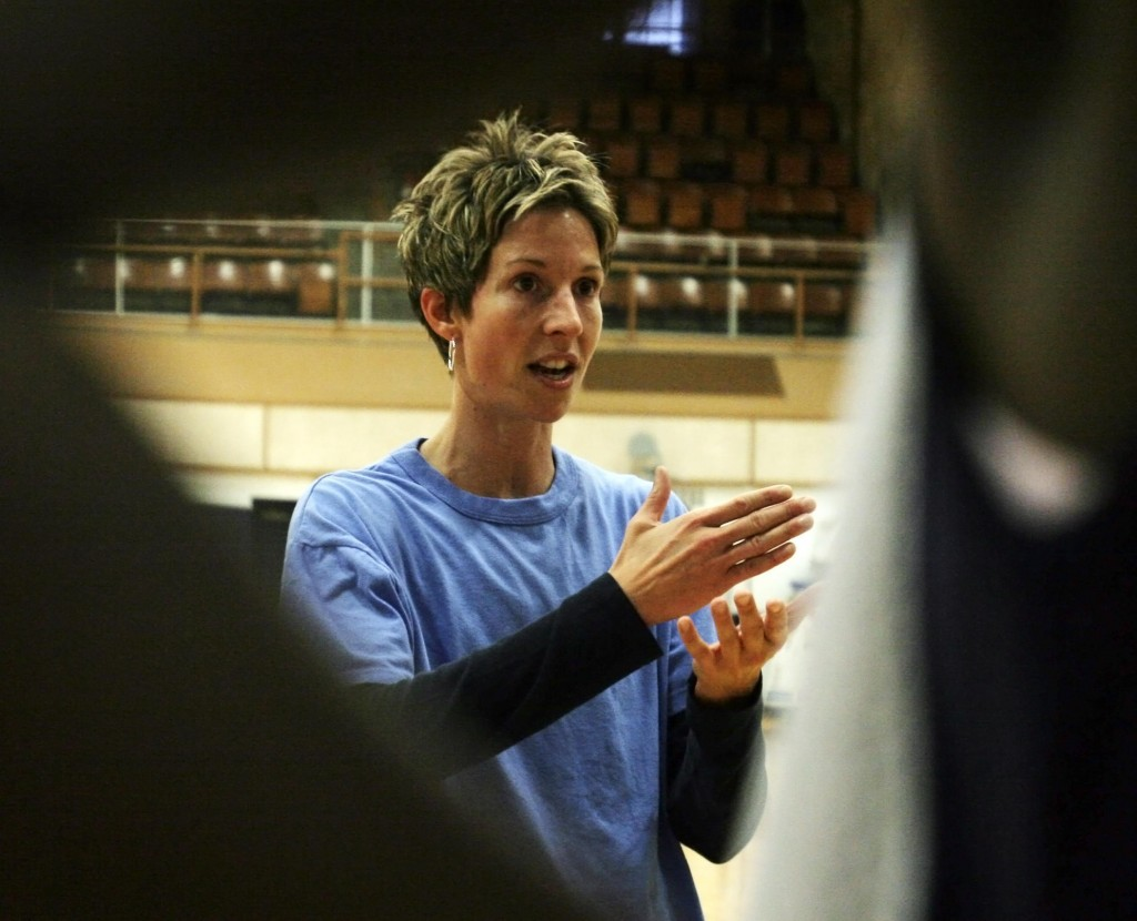 Cindy Blodgett was the best women's basketball player that the University of Maine has had. But that success didn't carry over to her four-year stint as the coach of the program.