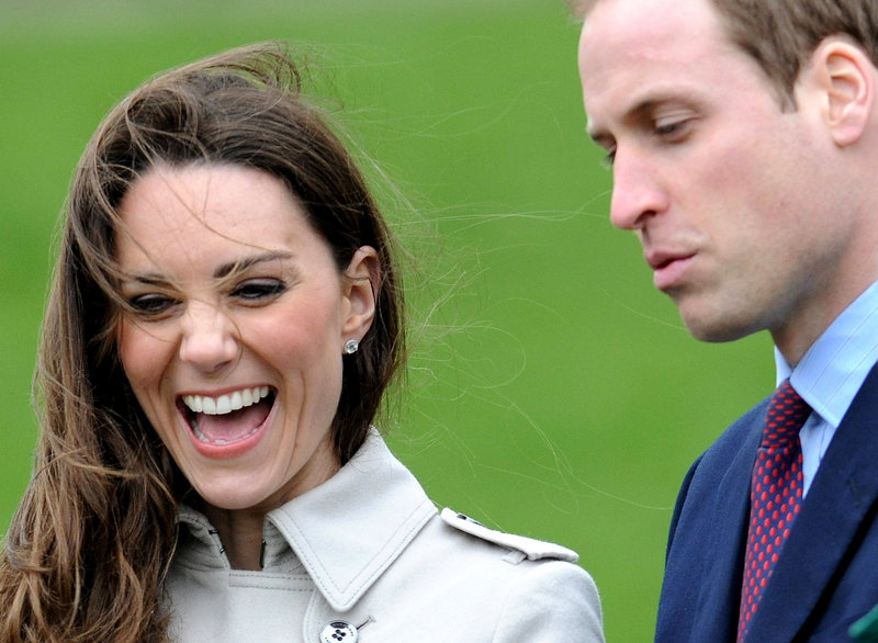 """""""I'm still very much Kate,"""" not"""