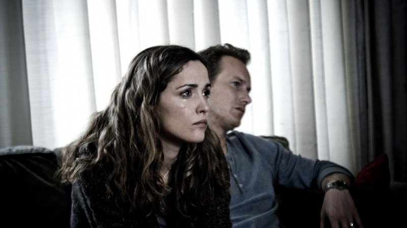 """Rose Byrne plays Renai, the mother forced to confront her fears, while her husband, Josh (Patrick Wilson), deals in denial in James Wan's """"Insidious."""""""