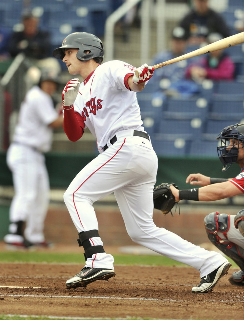 Will Middlebrooks, like most young ballplayers, has faced adjustments while making the jump to a pro career. But he s learning not to overreact to every little setback or failure.