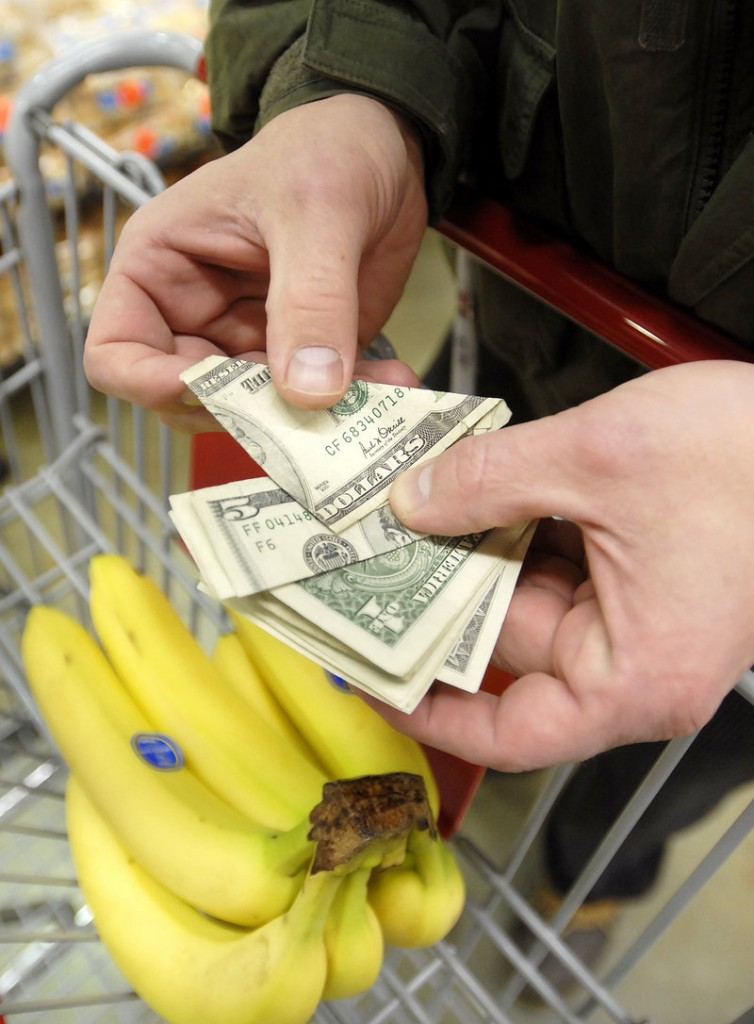 After two years of the lowest food inflation rates since the 1960s, food prices are headed up again. The U.S. Department of Agriculture reported that nationally, overall food prices jumped 3.9 percent from April 2010 to last month.