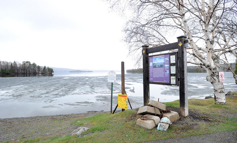 The Fly Rod Crosby Trail between Strong and Oquossoc will end at Rangeley Lake. The trail is expected to take five years to create. By this summer, roughly 11 miles will be complete.