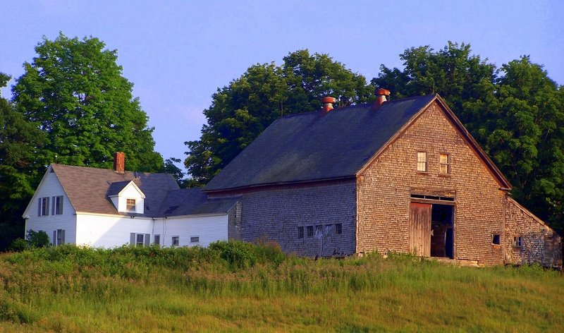 Barns reveal a lot about early Maine history. A Windham tour will cover some of it.