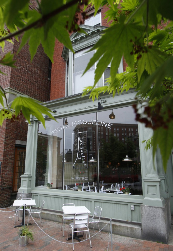 Petite Jacqueline is located in the former Evangeline space at Longfellow Square.