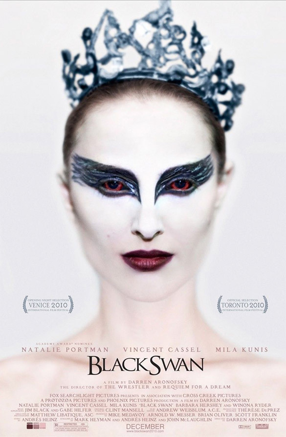 """The York Public Library's free summer film series features """"Black Swan"""" at 7 tonight."""