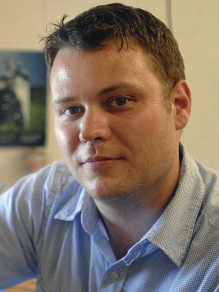 Jeff Badger