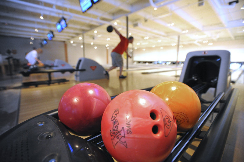 Bayside Bowl in Portland is the Readers Choice winner for best bowling alley. It also has a bar, pub food and a performance space.