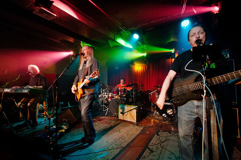 Max Creek are much more interested in their connection to the audience than the cleverness of their performance. They return to Maine after a long hiatus.