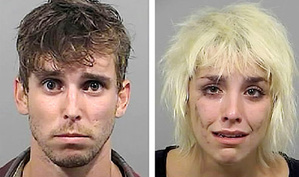 Robert Sinnott and Alana Saleeby are the first people charged under the new law.