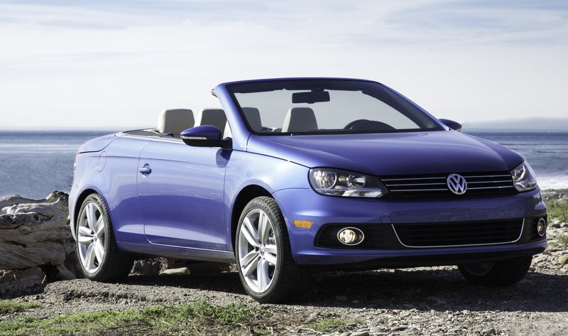 Four model years since its introduction, Volkswagen's Eos continues to claim distinction as the only hardtop convertible with a sunroof, a surprisingly enjoyable feature.