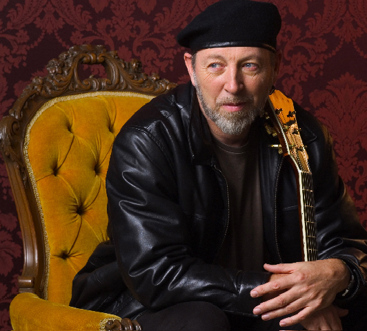 Guitarist Richard Thompson performs on Wednesday, with guest Robin Lane, at the Westbrook Performing Arts Center.