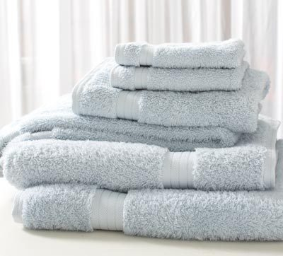 Cuddledown's Bamboo Towel Sets are a popular seller. The sets, which include two washcloths, two hand towels and two bath towels, are listed on the Cuddledown website for $114.