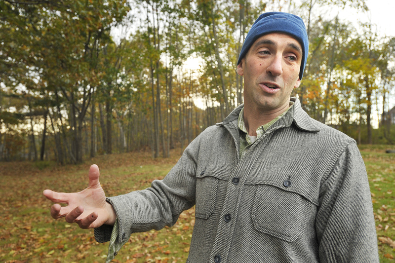 UNE Assistant Professor Noah Perlut, who started the tracking program, said surprisingly little is known about the gray squirrel.