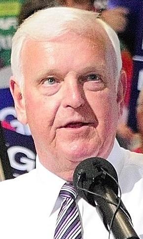 Lewiston Mayor Larry Gilbert