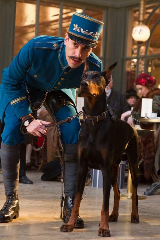 "Sacha Baron Cohen plays a stern Paris policeman in ""Hugo."""
