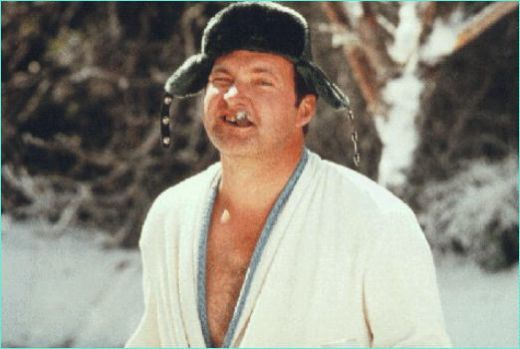 """""""They had to replace my metal plate with a plastic one. Every time Catherine would rev up the microwave, I'd (pee) my pants and forget who I was for about half an hour."""" – Randy Quaid as COUSIN EDDIE in """"National Lampoon's Christmas Vacation."""""""