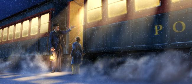 """""""The Polar Express"""""""