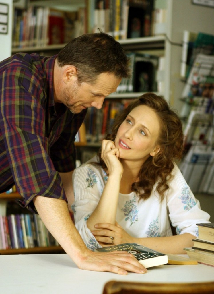Sean Mahon and Vera Farmiga in