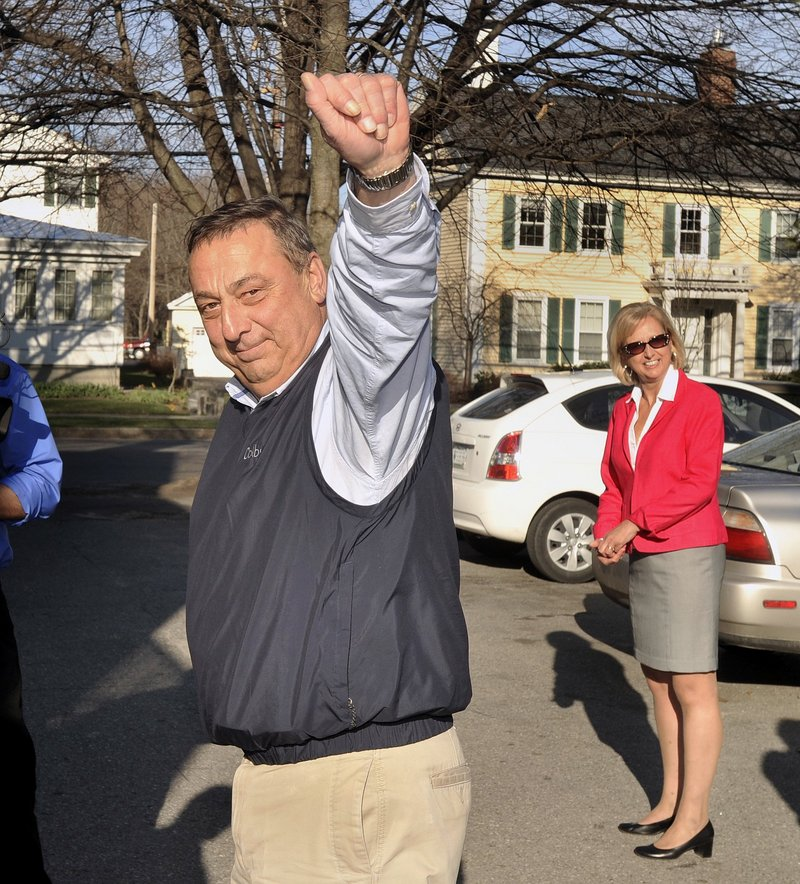 """The two parties' leaders in the Legislature disagree over whether Gov. Paul LePage's approach – which the Senate majority leader called """"rough and tumble"""" – was effective."""
