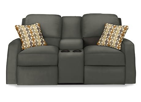 """Reclining couches and love seats are also popular, and with more types of people than you might expect. """"Typically, you would see an older couple going for a reclining sofa, but now young couples are going for it,"""" said Lynn DiPierro, a designer at Crockett Interiors in Gorham."""