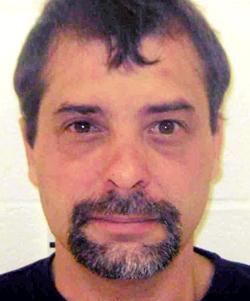 Patrick Dapolito, from York County jail mug.
